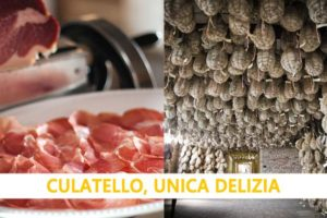 Culatello, unica delizia