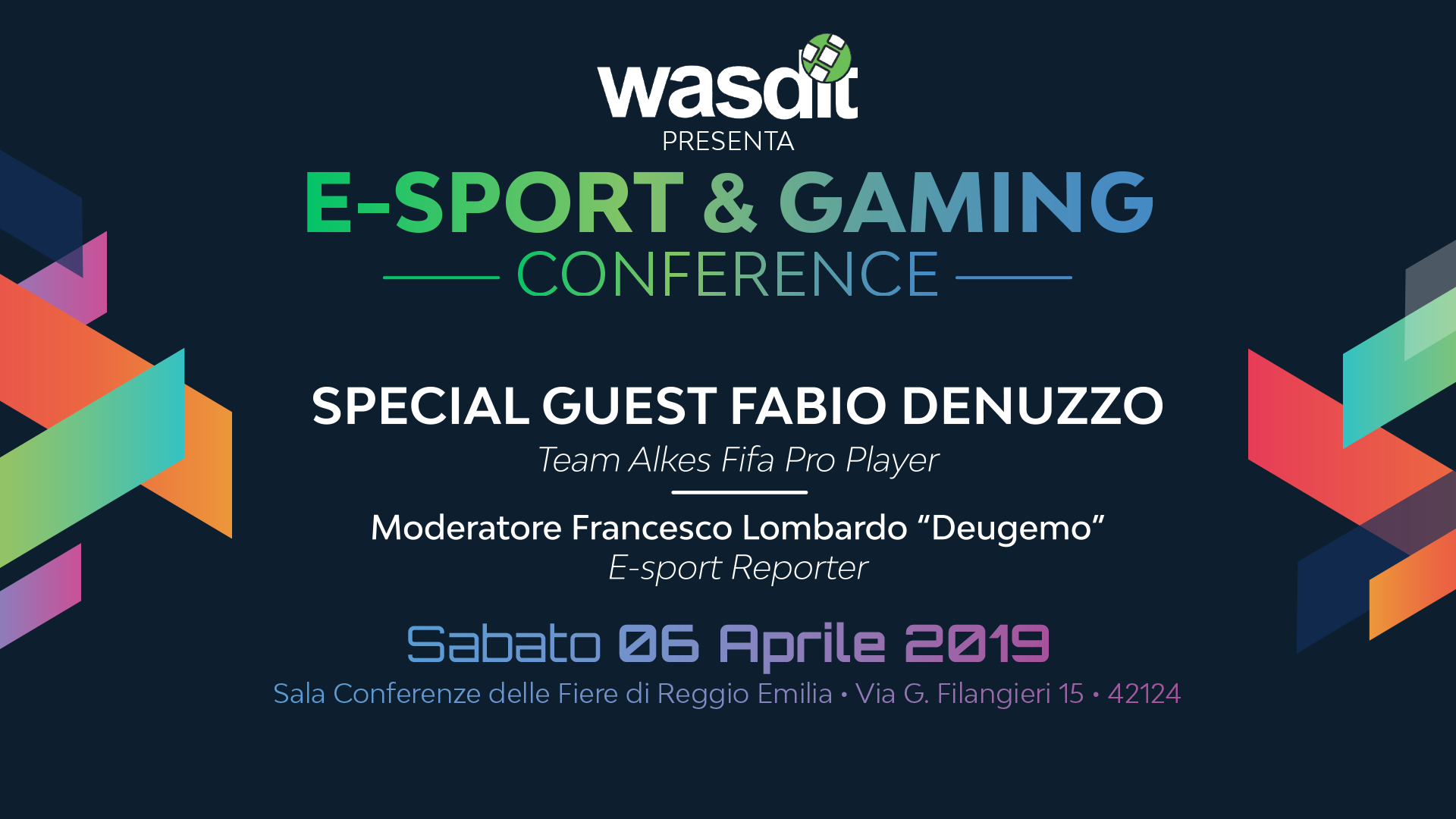 E-SPORT & GAMING CONFERENCE