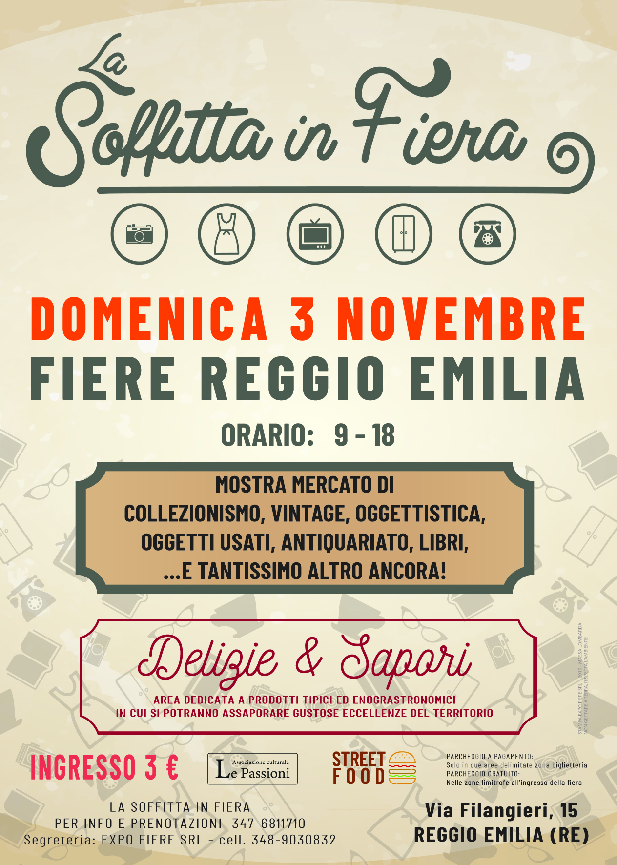 La Soffitta in Fiera